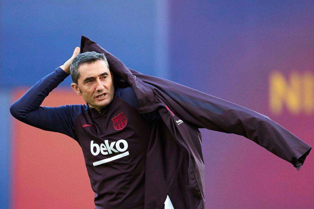 El técnico argentino que podría reemplazar a Ernesto Valverde en el Barcelona