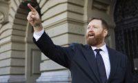 Erwin Sperisen fue condenado por la justicia suiza a 15 años de prisión. (Foto Prensa Libre: EFE)