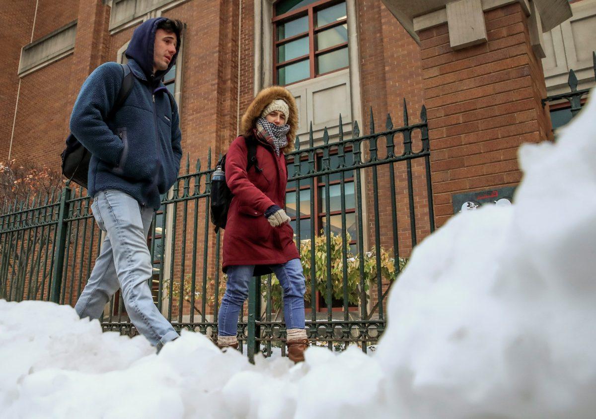 Estados Unidos se congela con una ola de frío polar histórica