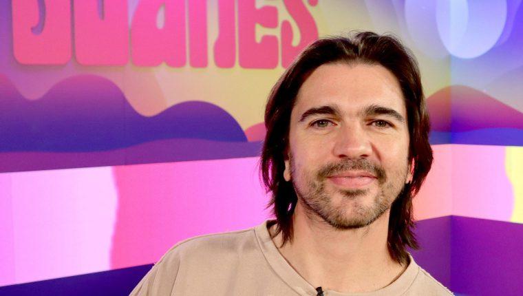 El cantante colombiano Juanes también será parte de las celebraciones en línea por el Día de la Madre. (Foto Prensa Libre: EFE)