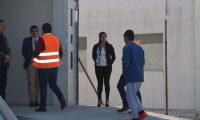 El primer ciudadano centroamericano deportado desde Estados Unidos llegó el jueves 21 de noviembre a la Ciudad de Guatemala (Foto Prensa Libre: Efe)