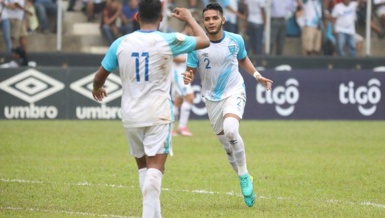 La Bicolor sacó un buen resultado en la fecha Fifa y tendrá beneficios en la eliminatoria. (Foto Prensa Libre: EFE)