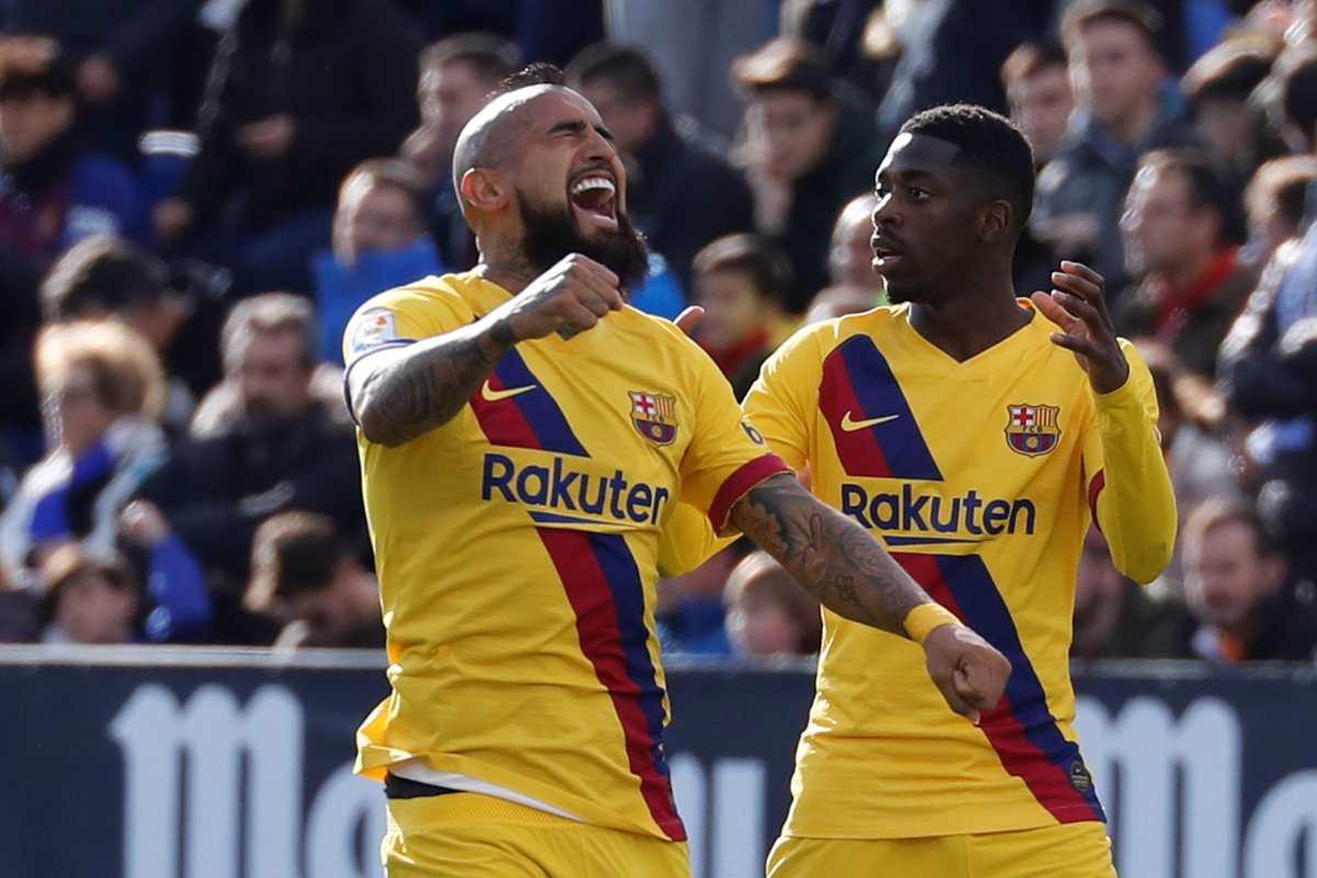 Arturo Vidal pide más protagonismo o dejará el Barcelona