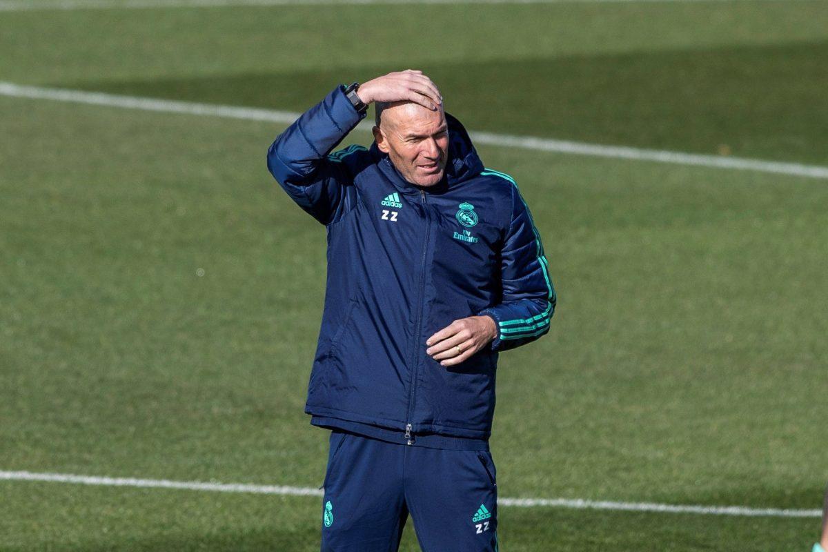 """""""Estoy enamorado de Mbappé desde hace tiempo"""", la respuesta controversial de Zidane"""