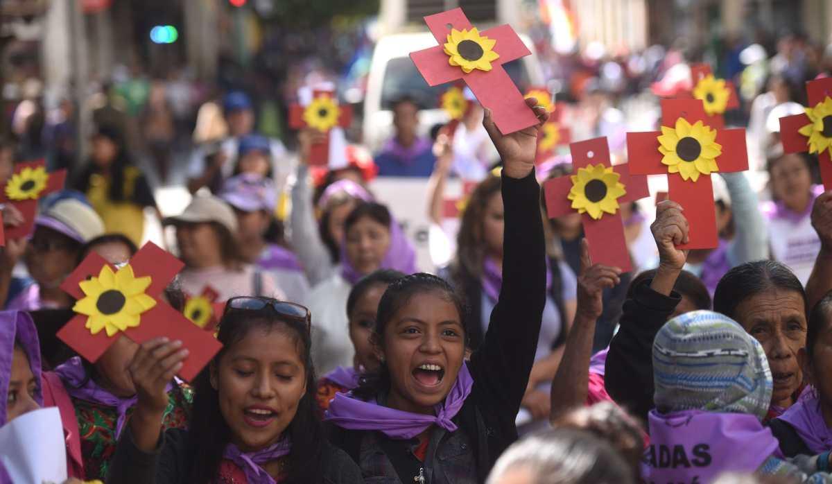 Femicidios en Guatemala: 396 mujeres fueron asesinadas en ocho meses del 2021