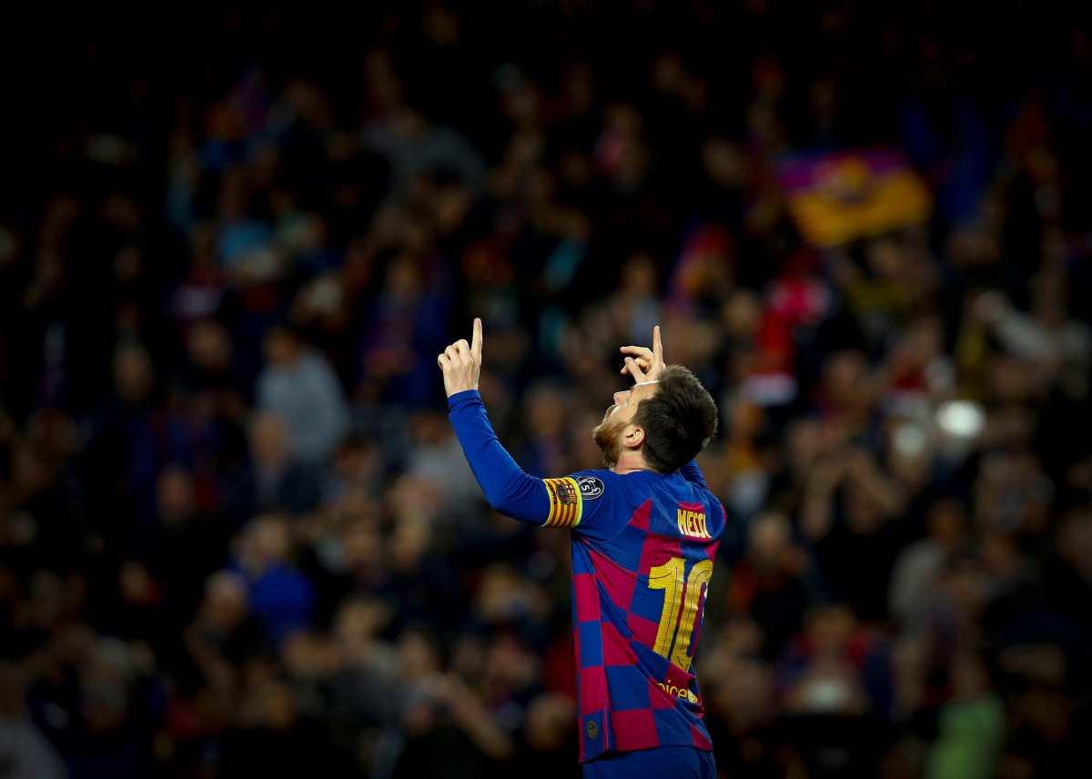 Messi activa el tridente barcelonista y se acerca al Balón de Oro