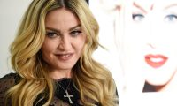 Tokyo (Japan).- (FILE) - US singer Madonna poses during a promotional event in Tokyo, Japan, 15 February 2016 (reissued 28 November 2019). According to media reports, Madonna has canceled three concerts due to 'overwhelming pain'. (Japón, Estados Unidos, Tokio) EFE/EPA/FRANCK ROBICHON *** Local Caption *** 52633744