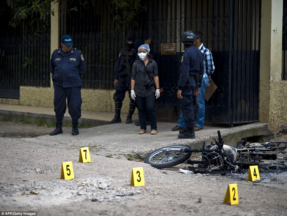 Masacre en Honduras: matan a siete miembros de una familia propietaria de transportes