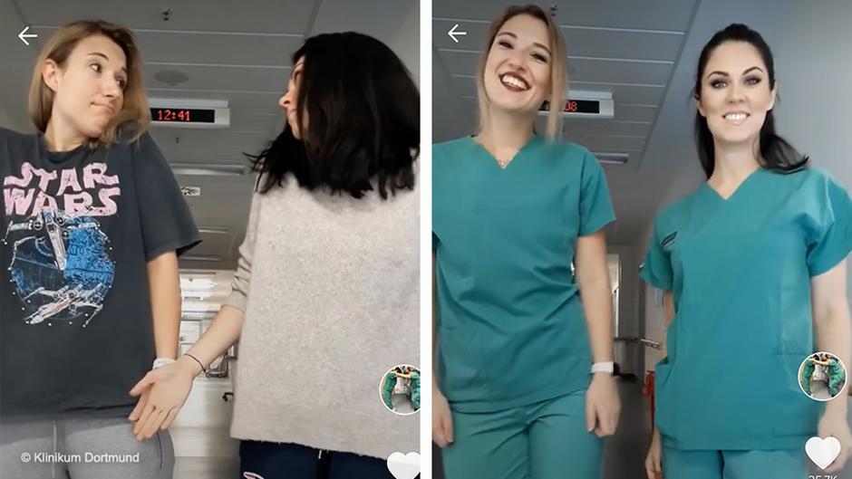 Alemania: hospitales reclutan a personal sanitario con TikTok e Instagram