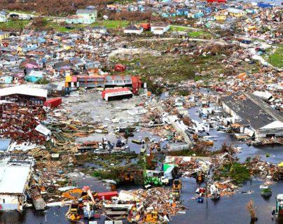 El huracán Dorian sólo es una advertencia para las Bahamas, alertan expertos. (Foto: AFP)