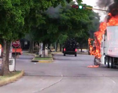 Los carteles de la droga causan zozobra en México. (Foto: AFP)
