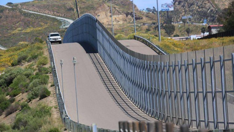 El muro fronterizo fue insignia de campaña de Donald Trump. (Foto: Hemeroteca PL)