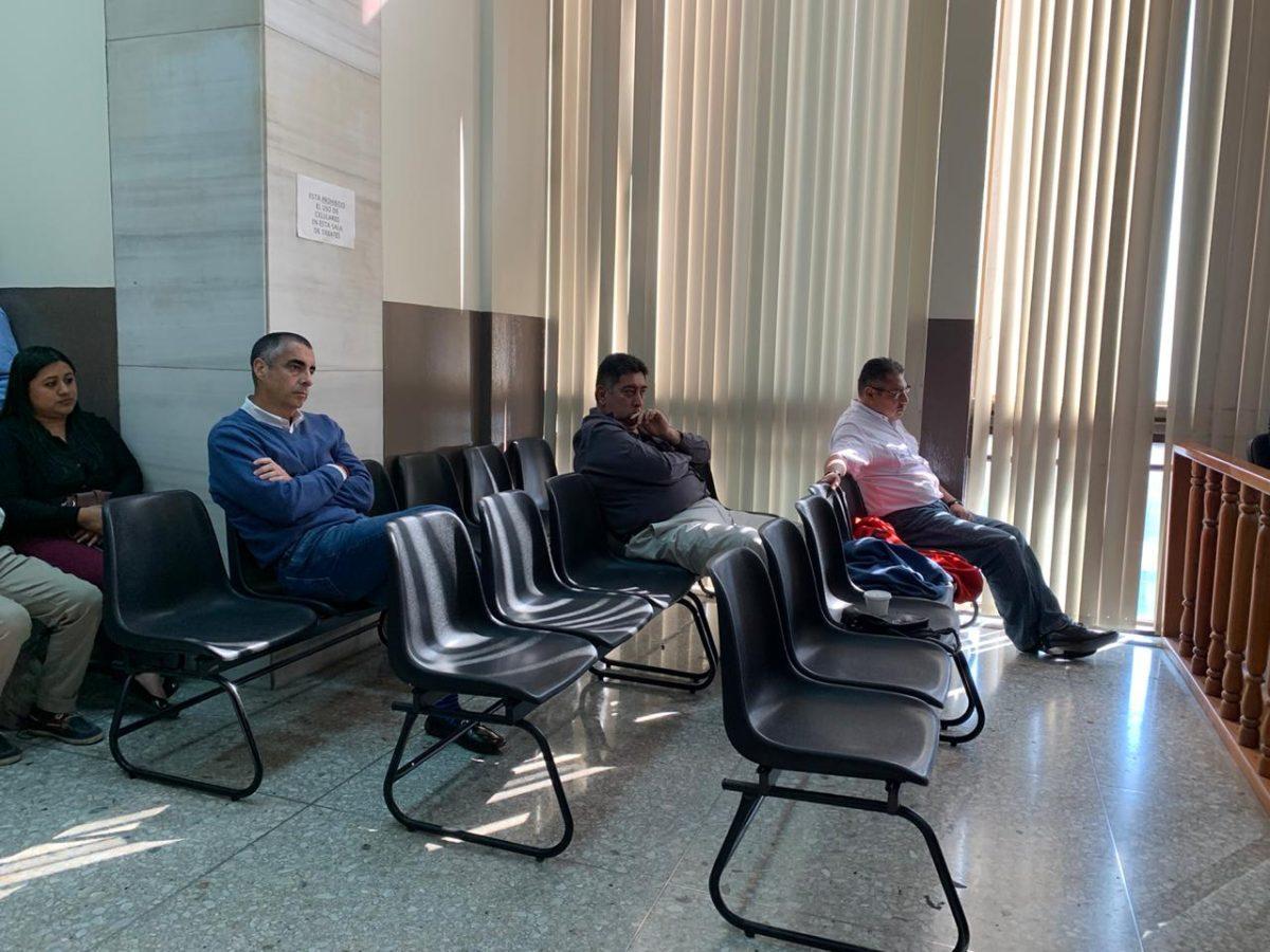 Acusados de corrupción arremeten contra Alejandro Sinibaldi y constructores