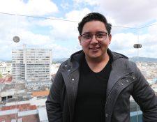 Tenor Andrés Marroquín ofrecerá un concierto el próximo domingo en La Antigua Guatemala. (Foto Prensa Libre: Andrea Jumique).