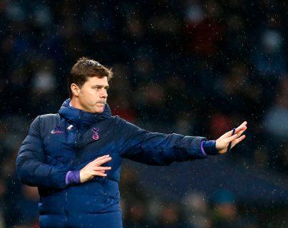 Mauricio Pochettino fue separado del Tottenham por malos resultados. (Foto Prensa Libre: )