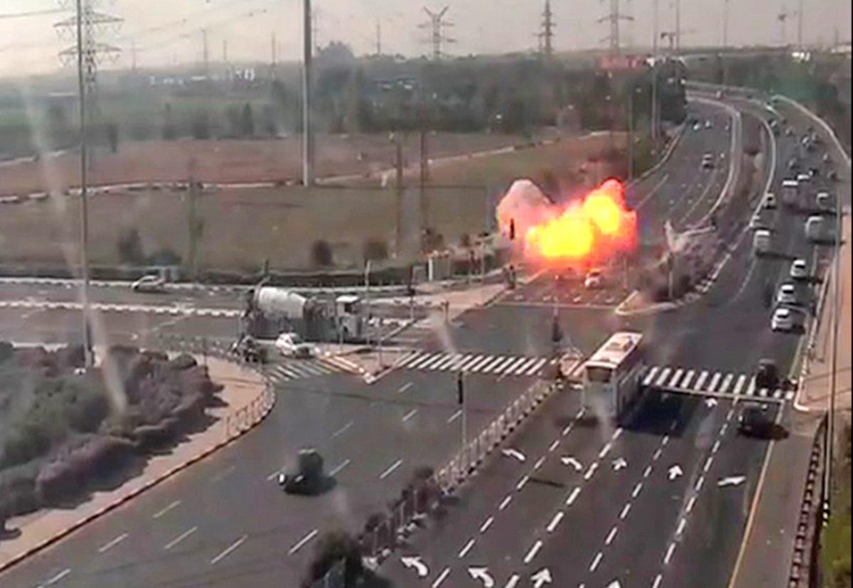Violencia resurge entre Israel y Gaza luego de la muerte de jefe militar palestino