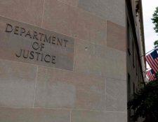 El Departamento de Justicia de Estados Unidos informó de la captura de Álvaro Estuardo Cobar Bustamante. (Foto Prensa Libre: AFP)