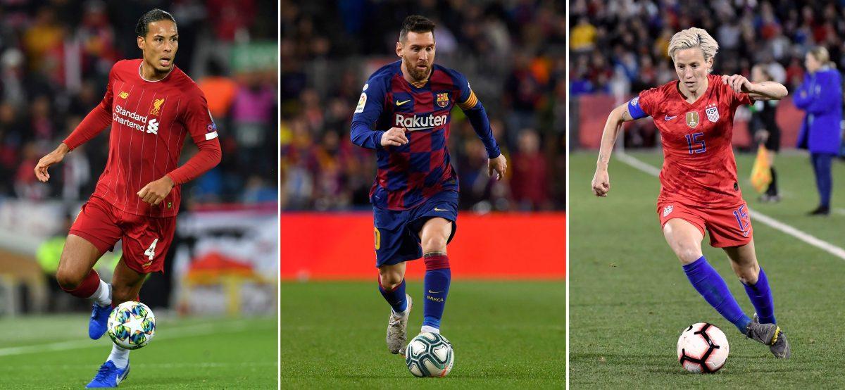 Messi, el gran favorito a lograr este lunes el sexto Balón de Oro