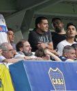 Juan Román Riquelme quiere llegar a ayudar administrativamente a su equipo Boca Juniors. (Foto Prensa Libre: AFP)
