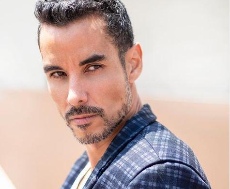 El actor Alejandro Sandí. (Foto: Tomada de Instagram Alejandro_sandi).