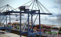 APM Terminals Quetzal proyecta inversiones en una segunda fase por US$60 millones para los siguientes dos años en infraestructura. (Foto Prensa Libre: Hemeroteca)