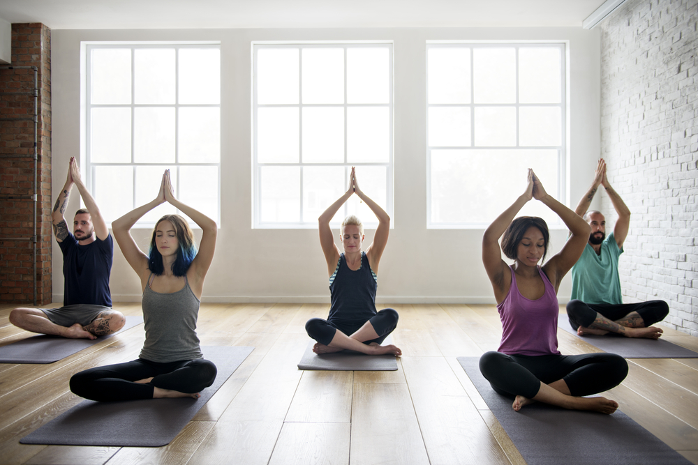 Apps para hacer yoga en casa