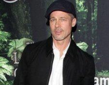 El actor Brad Pitt. (Foto Prensa Libre: revistacuore.com)