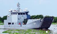 """Este buque fe comprado al gobierno de Colombia y servirá de """"patrullaje"""" en el mar del Pacífico. (Foto Prensa Libre: Hemeroteca)"""