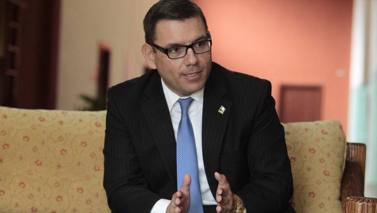 Baldizón ha dicho que quiere regresar a Guatemala y desea colaborador eficaz. (Foto Prensa Libre: Hemeroteca PL)