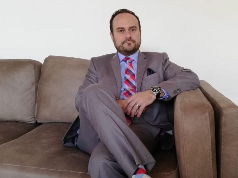 """Canciller designado, Pedro Brolo: """"Vamos a reconfigurar la diplomacia guatemalteca"""""""