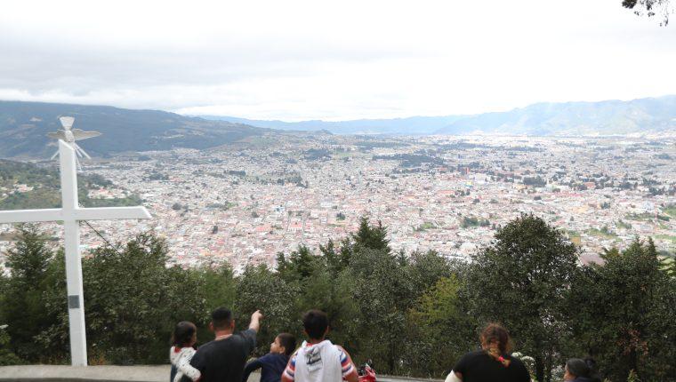 Por medio de patrullajes en El Baúl pretenden prevenir hechos delictivos. (Foto Prensa Libre: María Longo)