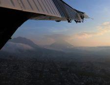 La ciudad de Quetzaltenango es una de las más importantes de Guatemala y es punto clave para el desarrollo en el occidente. (Foto Prensa Libre; Raúl Juárez)