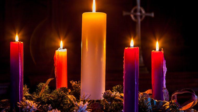 La Corona De Adviento El Anuncio De La Navidad Que Ya Viene Prensa Libre