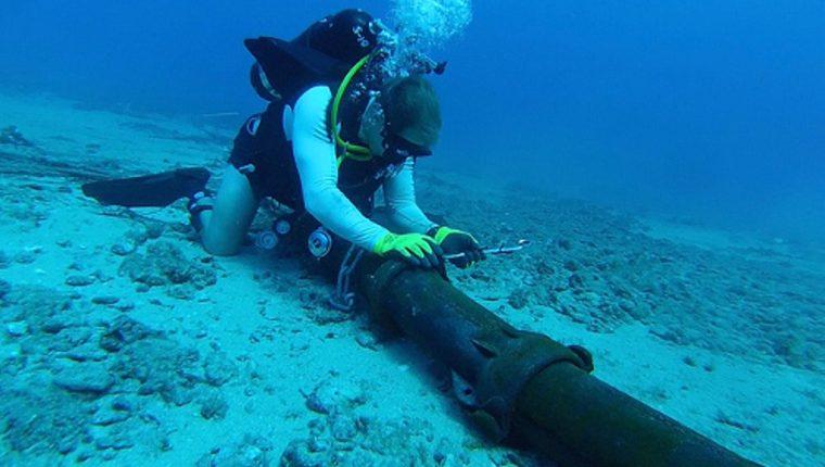 Qué se sabe del cable submarino de 7 mil 300 km que conectará desde el Puerto San José, Guatemala, con Valparaíso, Chile
