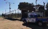 La Granja de Rehabilitación Cantel, en Quetzaltenango es el centro de operaciones de casi la mitad de las extorsiones que se registran en el país. (Foto HemerotecaPL)