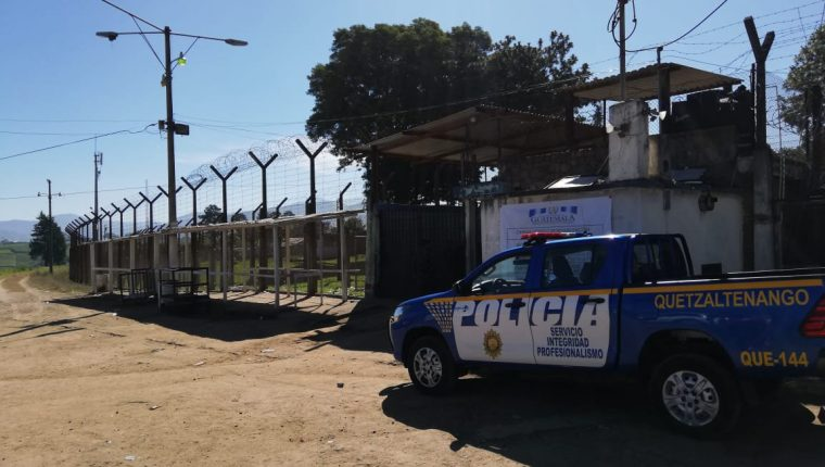 La Granja de Rehabilitación Cantel, Quetzaltenango, es el centro de donde sale casi la mitad de las llamadas de extorsiones que se registran en el país. (Foto Prensa Libre: Hemeroteca PL)