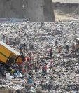 El basurero de la zona 3 capitalina, que recibe 300 mil toneladas de basura al año, es uno de los principales focos de contaminación del agua subterránea. (Foto: Hemeroteca PL)