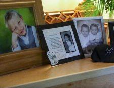 El jueves último, nueve mormones fueron asesinados en una  emboscada a manos de sicarios en el norte de México. AFP