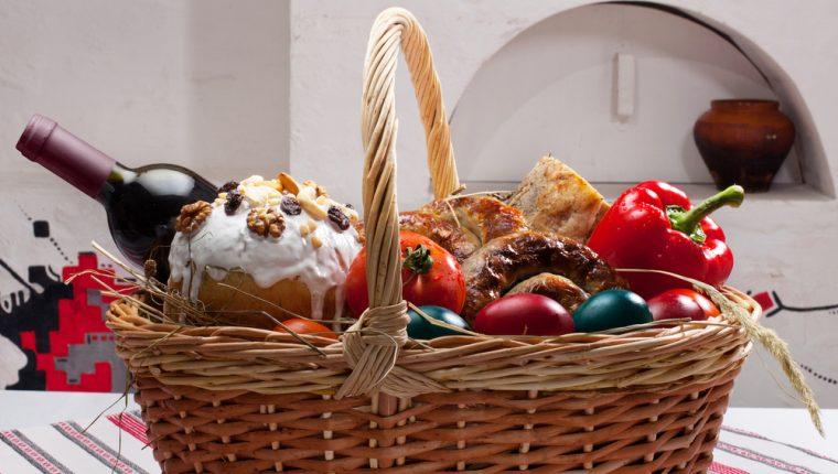 La canasta navideña es una de los regalos comunes durante la época de fin de año. (Foto Prensa Libre: Servicios).
