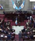 En el Congreso fue donde, por primera vez, se evidenciaron plazas fantasma. (Foto Prensa Libre: Hemeroteca PL)