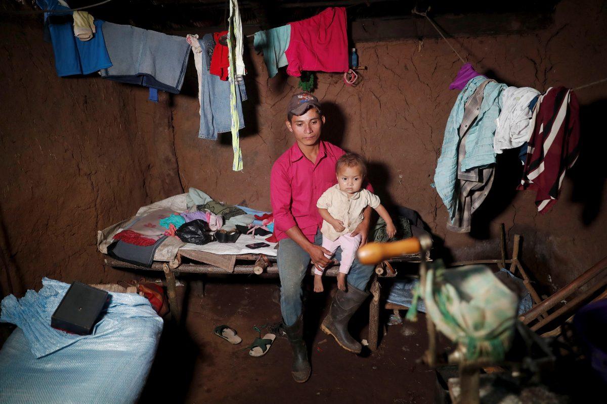 Las historias más tristes de la hambruna que se vive en el Corredor Seco tienen rostro de niño