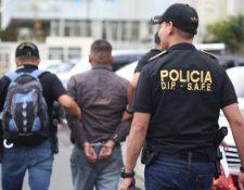 La SAFE-DIP concentraba sus esfuerzos en ubicar y retornar a guatemaltecos prófugos en EE. UU. (Foto Prensa Libre: Hemeroteca PL)