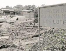 El estado de Calamidad Pública fue decretado luego de la erupción de Volcán de Fuego en el 2018. (Foto Prensa Libre: Hemeroteca PL).
