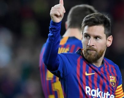 Messi es el mejor pagado, según Forbes. (Foto: Hemeroteca PL)