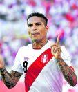 Paolo Guerrero, figura de la Selección de Perú, podría llegar al Boca Juniors. (Foto Prensa Libre: Hemeroteca PL)