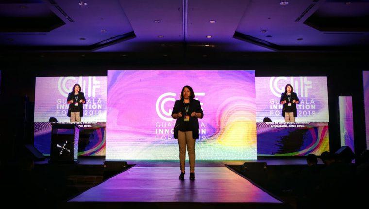 Especialistas en temas de innovación y transformación digital participaron en el Guatemala Innovation Forum. (Foto Prensa Libre: Cortesía Pronacom)