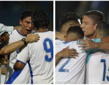 El defensa Carlos Gallardo ha disfrutado cada uno de los cuatro goles que ha marcado con la Bicolor. (Foto Prensa Libre: Hemeroteca PL)