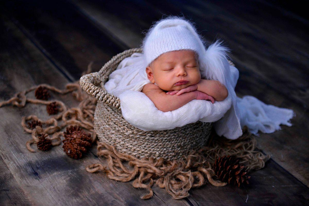 Fotogalería: así conmueven las tiernas y artísticas fotos de un recién nacido