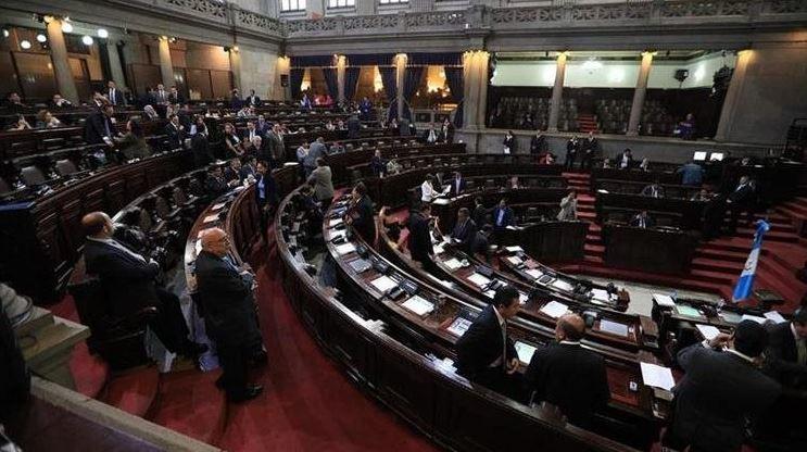 El presupuesto para 2020 podría no ser aprobado debido a la falta de acuerdos. (Foto Prensa Libre: Hemeroteca PL)