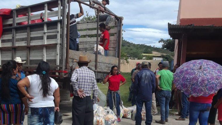 Irregularidades en canje de cupones de subvención por hambre estacional